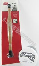 Lisle 21100 Lapping Stick SMALL Size Cup - Includes 2oz 600 Grit Clover Compound