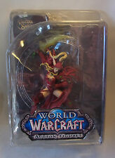 Warcraft WoW Blutelf Schurke Bloodelf Rogue VALEERA SANGUINAR OVP Action Figur