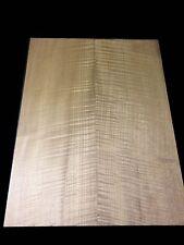 Tono Chitarra Top legno acero al forno Ricci 510X193X25 (T2)