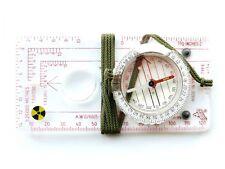 1970s Silva Type 4/54 6400/360 NATO Military Baseplate Compass MN Falklands War