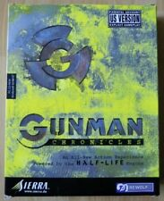Half-Life: Gunman Chronicles - PC Game - Big Box (2000)