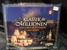Klassik Für Millionen - Das Große Wunschkonzert   -5CD-Box