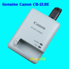 Genuine Canon CB-2LBE Charger for NB-9L PowerShot 510HS IXY50S SD4500 IXUS1000HS