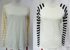 Witchery Long Sleeve Casual Striped Tops & Blouses for Women