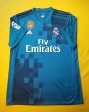5/5 Real Madrid third jersey large 2018 shirt Br3539 soccer football Adidas ig93