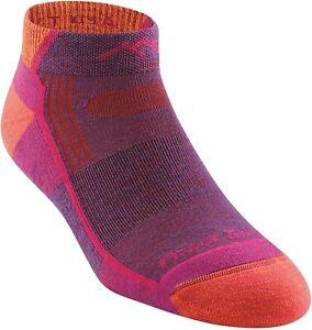 Darn Tough Women's 245487 Darn Tough Hiker No Show Light Cushion Sock Size S