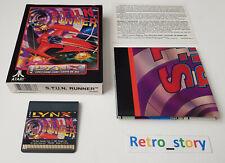 Atari Lynx - Stun Runner