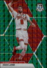2019-20 Mosaic Mosaic Green Pick Your Card Complete Your Set