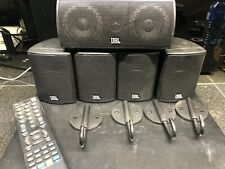 JBL Cinema BD 300 Complete 5.Channel DVD  Integrated Home Theater PLS READ