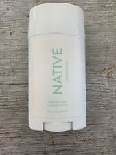 Native Deodorant  Alcohol Free Cucumber And Mint 2.65oz 92