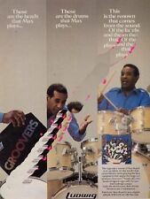 Max Roach Downbeat Trade Press Advert ECLIPSED