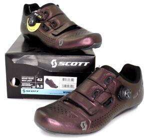 Scott Road Team Boa Bike Cycling Shoes Nitro Purple Women's Size 9.5 US / 42 EU