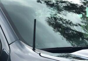 "7"" inch Short Black Antenna Mast Radio AM/FM for GMC SIERRA 2006-2021 Brand New"