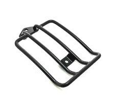 Portabultos negro XL para Harley Sportster Nightster luggage rack moto