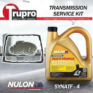 SYNATF Transmission Oil + Filter Kit for Nissan 350Z Navara D40 Pathfinder R51