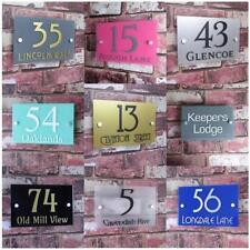 Streets Modern Decorative Plaques & Signs