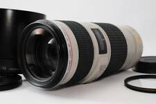 EXC+++ Canon EF 70-200mm F4 L IS USM from japan