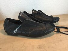 N.O.S.Peugeot Vintage cycling leather shoes chaussures vélo px py 10