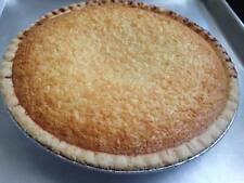 Homemade Coconut Pie