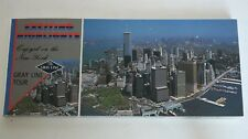 Retro 80s Gray Line Tour New York Highlights Postcard Book