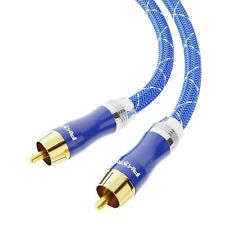 2m RCA Digital Coaxial Stereo Audio Lead Cable