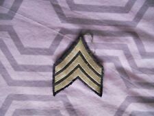 Original USA Sergeant  Badge