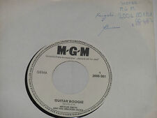 "Arthur Smith and his cracker-Jacks-GUITAR BOOGIE - 7"" 45 MGM archivio MINT"