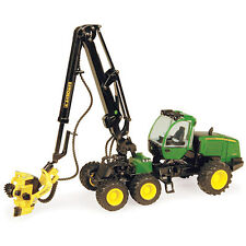 JOHN DEERE 1/50TH SCALE 1270E WHEELED HARVESTOR DIECAST AND PLASTIC (TBE45466)