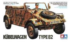 German Kubelwagen Type 82 - 1/35 Military Model Kit - Tamiya 35213