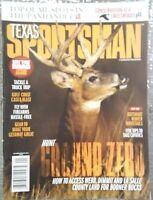 Texas Sportsman Magazine December January 2019 Hunting Fishing