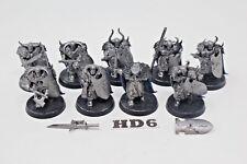 Warhammer Warriors of Chaos Warriors - HD6