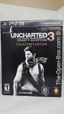 Uncharted 3: Drake's Deception (Collector's Edition) - Playstation 3 (98366)