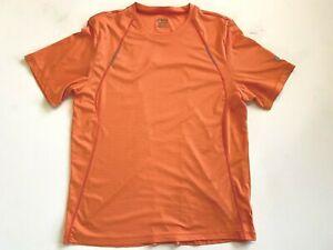 Asics T-Shirt Men's XL Activewear Short Sleeve