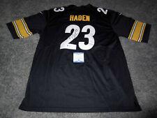 JOE HADEN Pittsburgh Steelers Autographed SIGNED Jersey w/ BAS COA L