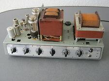 TELEFUNKEN  V311 / 2  vintage TUBE amplifier   1950s   -  EL156   PP