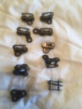 Harley Panhead Shovelhead Chain Master Links 10 Count
