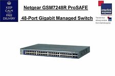 Netgear GSM7248R ProSAFE 48-Port Gigabit Managed Switch