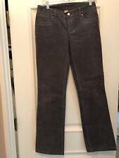 J.CREW Favorite Fit Corduroy Pants 0R Charcoal Gray