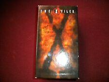 The X-Files Boxed Set - Vol. 3 (VHS, 1997, 3-Tape Set)