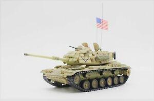 "Precision Model Art (PMA) 1/72 USMC M60A1 Tank w/ERA USMC ""SADDAMIZER"" P0333"