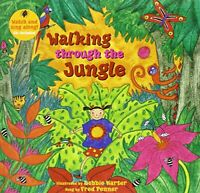 Walking Through the Jungle Book  CD Barefoot Books Singalongs