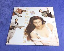"CARMEN KANE (LP) ""NUMBER ONE"" [1988 HOLLAND CBS VINYL ALBUM ""EUROPOP""] M-"