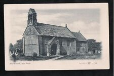 L@@K  Adel Church Near Leeds 1900's ? Postcard Yorkshire ~ NICE IMAGE
