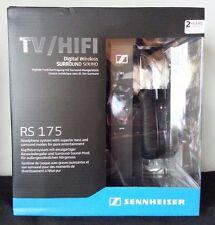 Sennheiser RS175 Over Ear  Wireless Stereo Audio Headphone Digital System NEW