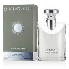 Bvlgari Pour Homme 100ml Edt Rare And 100% Genuine Brand New No Plastic on Box