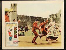 "PEPE Cantinflas ORIGINAL 1960 MOVIE LOBBY CARD POSTER 11"" x 14"""