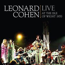Vinyles Leonard Cohen avec compilation