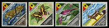 Ghana  1967  Scott # 315-318  Mint Lightly Hinged  Set