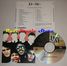 CD I GRANDI CANTANO BEATLES il disco del mese 5 1995 promo ELVIS lp mc*dvd(C11*)