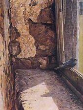 Robert Bateman YOUNG BARN SWALLOW, art print RARE PUBLISHER'S PROOF P.P.